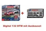 Carrera Digital 132 DTM Final Winners inkl. Ausbauset