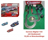 Carrera Digital 143 DTM Racing mit Ausbaupaket, 14,30 Meter